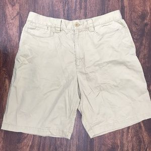 THE NORTH FACE Classic Rise Khaki Casual Shorts 36